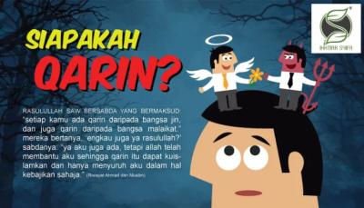 Mungkinkah Ada ��Qarin�� Masuk Islam? �C IKHTIAR SYIFA