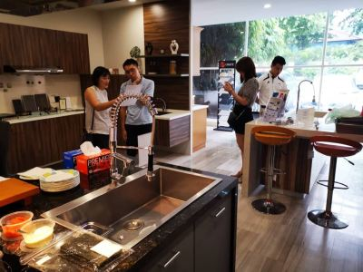 Showroom Event Photo for Condominium Home Owners
