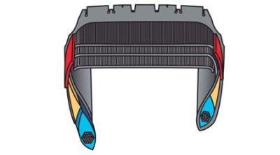 3 + 2 SBS: 3 Layers of Steel Belt Structure + Zero Degree Cap Ply