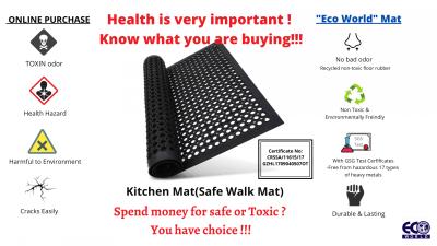 Kitchen Mat ( Safe Walk Mat)