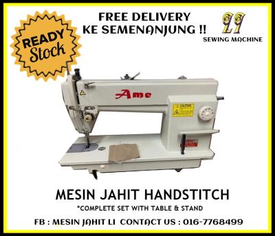 Handstitch sewing machine ( sesuai utk baju kemeja/korporat / dll )