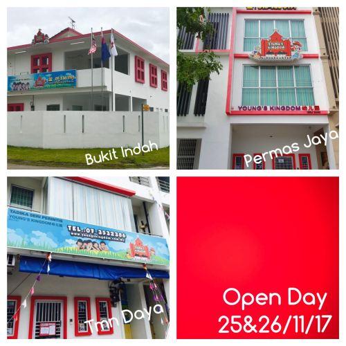Bukit Indah, Permas Jaya, Taman Daya Open Day