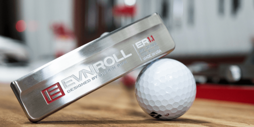 THE NEW MODELS - EVNROLL PUTTERs'