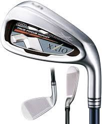XXIO GRAPHITE MP1000 IRONS R FLEX RRP RM6900 TODAY ONLY 4TH JULY 2020 LESS 55% AT RM3105 FREE BAG