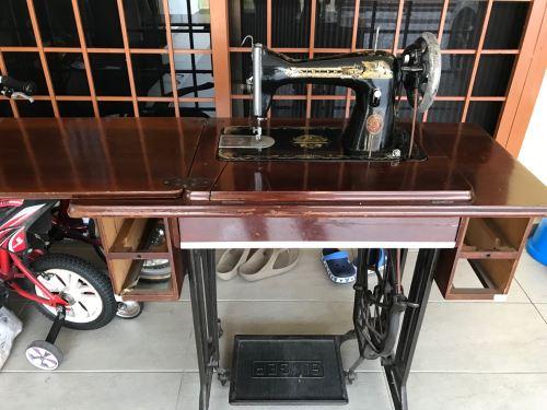 Sevis Singer Olw Sewing Machine