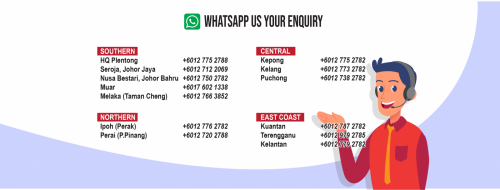 NOW YOU CAN WHATSAPP US DIRECTLY!