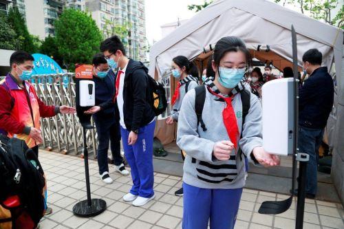 中国大陆新增境外输入确诊病例16例、无症状感染者50例