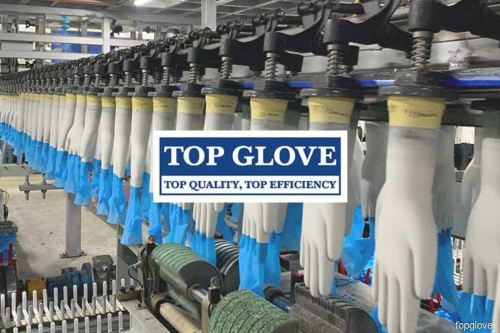 Top Glove estimates 3 pct of FY21 revenue to be impacted