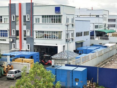 WCS Resources sdn bhd Your Power Generator Solutions
