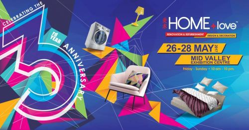 HOME LOVE @ MIDVALLEY EXHIBITION HALL