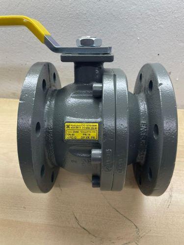 POLIX DN80 Gas Ball Valve - Registered with Suruhanjaya & DOSH