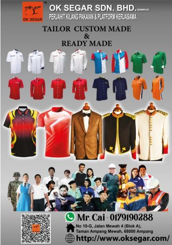 Your Best Customize Tailor in Town