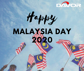 Happy Malaysia Day 2020