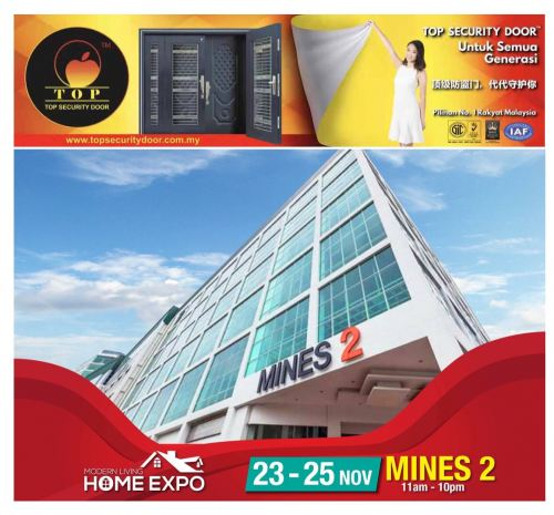 23-25 November 2018 Exhabition At Mines 2. Booth No: 16 & 17