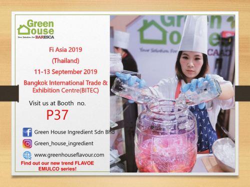 Food Ingredient Asia 2019 (Thailand)