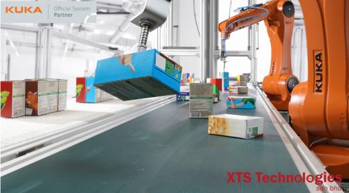 KUKA Pick Control Robot Software