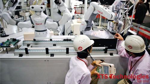 Nachi Robotic (Malaysia, Singapore, Australia)
