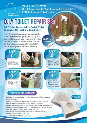 Ivory D.I.Y Water Proof