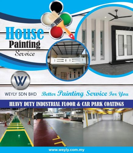 1 Stop Solutions for Painting & Industrial Flooring