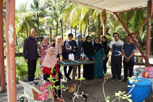 March 3, 2017 - EMRO first set foot in Brunei