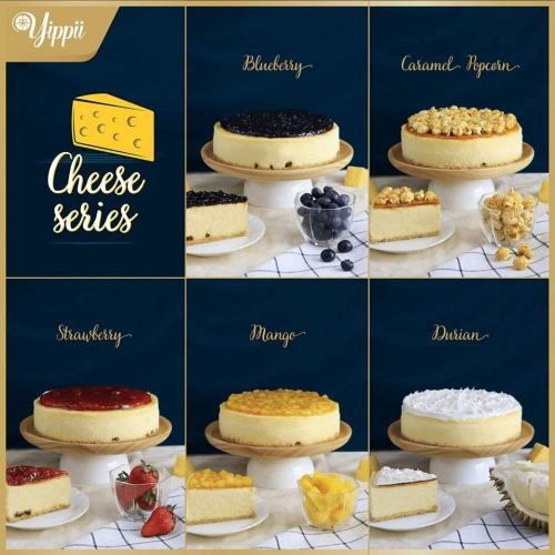 Cheesecakes Lovers!