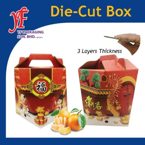 Die-cut Box 039