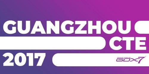 GuangZhou CTE 2017