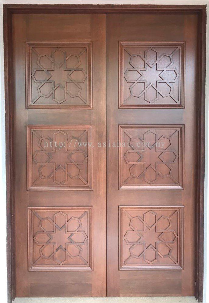 Classic Islamic Decorative Door