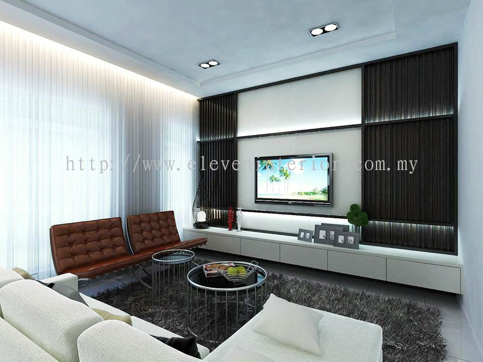 Johor 3d drawing from eleven interior design renovation for Home design johor bahru