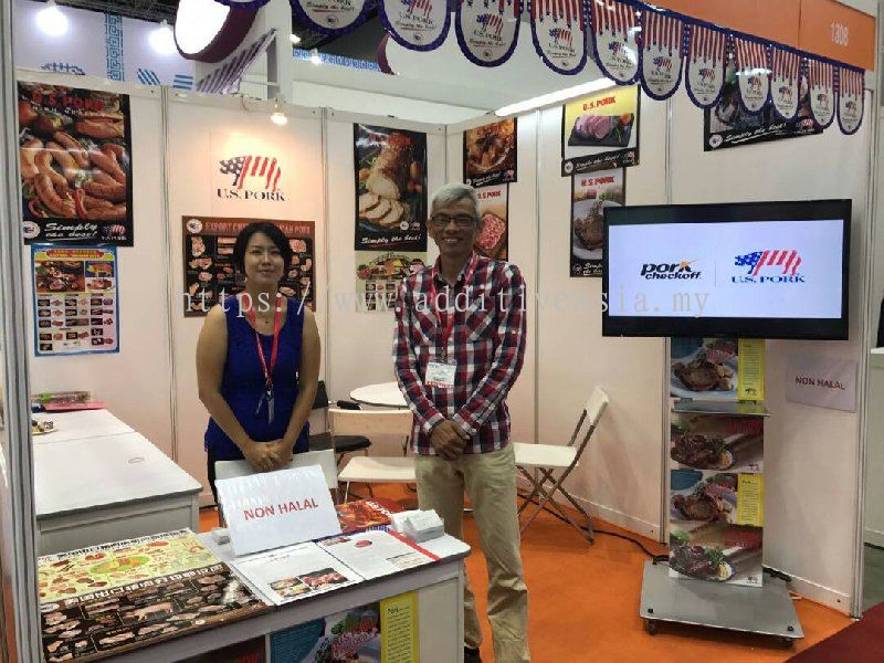 MALAYSIA'S OFFICIAL FOOD & HOTEL SHOW
