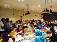 Annual Dinner 2016 at Renaissance Hotel Permas