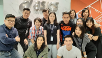 IT Training - Corporate Excel Training with ASICS Malaysia