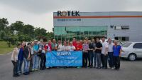 Persatuan Peniaga Penapis Air Malaysia Visit Taiwan Exchange Program