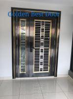 Project Security Door With Smart Lock@BK5/4B,Kinrara Puchong