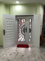 Project Security Door Powder Coated @Taman Bukit Seputeh