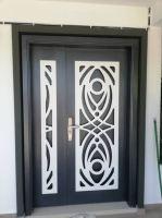 Project Security Door Powder Coated @Desa Jaya ,Kepong