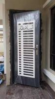 Project Security Powder Coated Door@Jln Sg Ramal 32/53B,Bukit Rimau