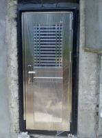 Project Security Door @Jalan Frekuensu U16/131,Elmina East, Shah Alam