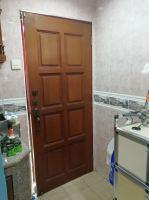 Project Security Door With Fully Installation@Jalan Taming Kiri 10, Balakong