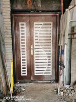 Project Security Door @Jalan SG 2/7,Taman Sri Gombak