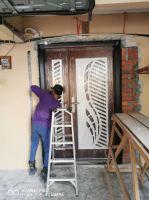Project Security Powder Coated @Taman Pinggiran Putra,Seri Kembangan