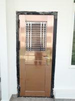 Project Security Rose Gold Door@Canary Garden Bandar Bestari, Port Klang