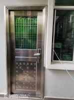 Project Security Door @Jalan Anggerik Emas 2,Bandar Teknologi Kajang