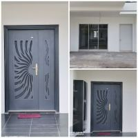 Project Security Powder Coated@Jln CN1/8,Casaview Dengkil 2020
