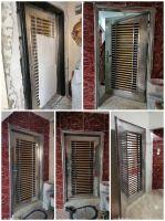 Project Security Door With Fully Installation@Jalan Saga 10, Tmn Saga 2020