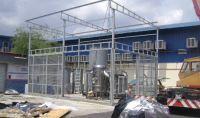 Millennium Eco Techno Water Treatment Tower Installation