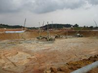 Construction / Completion of 1130MLD Langat 2 Water Treatment Plant
