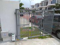 2019 July DcMoto 925w Autogate Installation , Taman Scientex , Taman Bukit Dahlia , Pasir Gudang , Taman Kota Masai , Johor , Malaysia , Auto Gate System