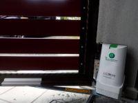 2019 July Dcmoto 925w autogate installation bandar saujana putra , taman putra perdana , kampung lombong , taman mas sepang , jenjarom , selangor , malaysia auto gate installation