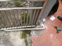 2019 august oae333a autogate installation , rawang , serendah , kundang , batu arang , batang kali, selangor , malaysia , auto gate system